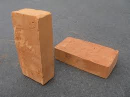 Кирпич рядовой М – 100. Одинарный, полнотелый, пустотность 0%.