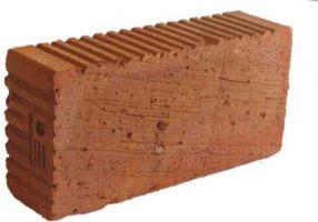 Кирпич рядовой полнотелый М-100, 1000шт.