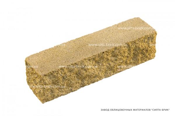Кирпич Силта-Брик декоративный узкий угловой 250*65*65 мм