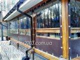 Фото 6 Мягкие окна: Шторы для беседок и веранд, террас, летних кафе, дачи 327638