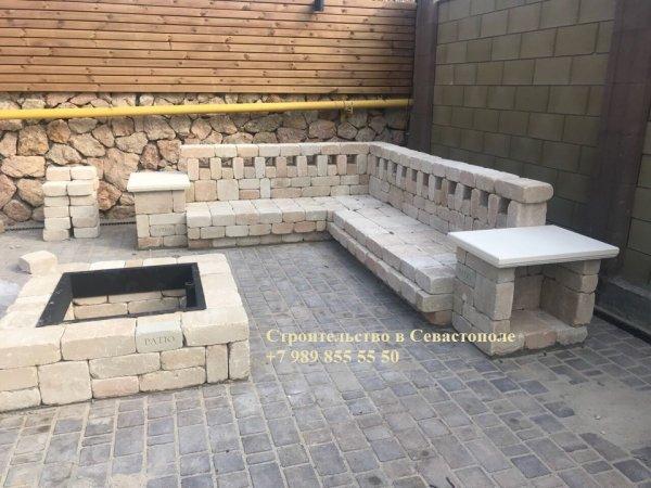 Фото 5 Укладка тротуарной плитки в Севастополе 334396