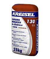 Кладочная смесь для клинкерного кирпича KLINKIER-MAUERMRTEL 130, Kreisel (Крайзель) (мин. партия 10 шт)