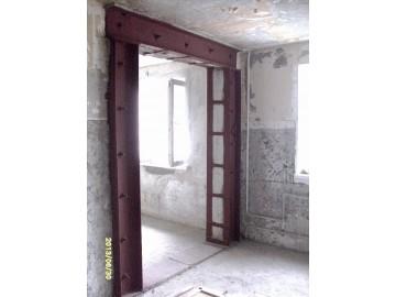 Кладовки в шахте лифта, проемы, усиления, демонтаж, строительство