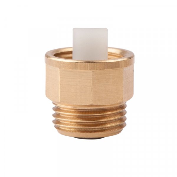 Фото  1 клапан для воздухоотводчика 3/8 Icma №710 2012901