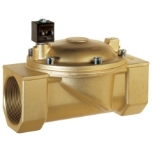 "Клапан электромагнитный 24V CEME 8721 н/о 3"""