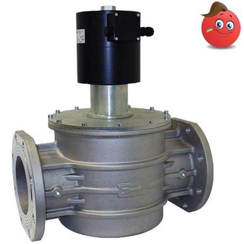 Клапан EVP/NC DN100 Р.МАКС 3 БАР  МЕДЛ.ОТКР. 230В/50-60Гц код EVPCS10 308