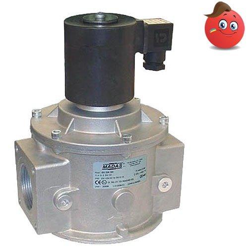 Клапан EVP/NC DN150 Р.МАКС 6 БАР  230В/50-60Гц+датчик положения код_EVP120036 608