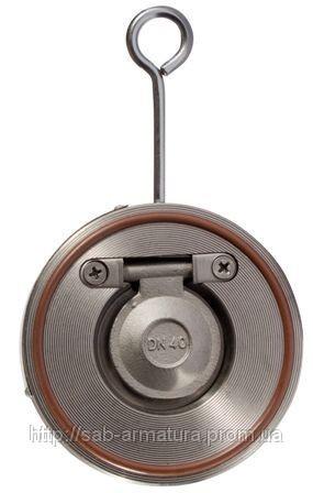 Клапан межфланцевый Dn 125