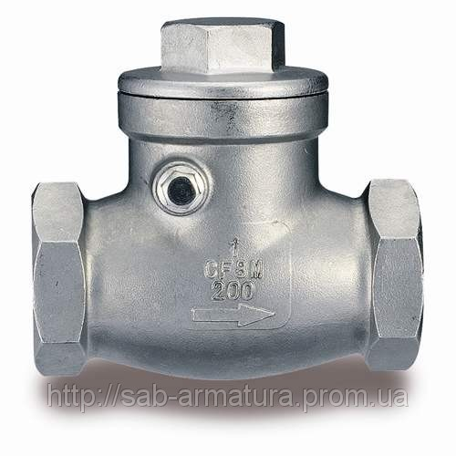 Клапан обратный Dn 32