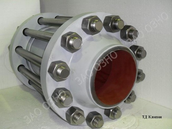 Клапан обратный КО Ду200 Ру250