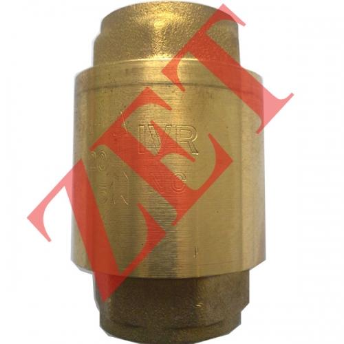 Клапан обратный муфтовый Ду20