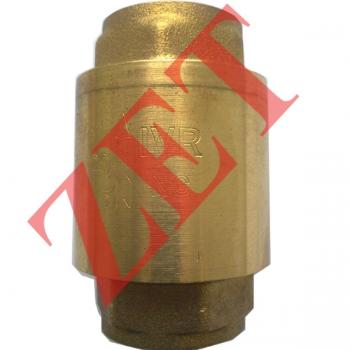 Клапан обратный муфтовый Ду40