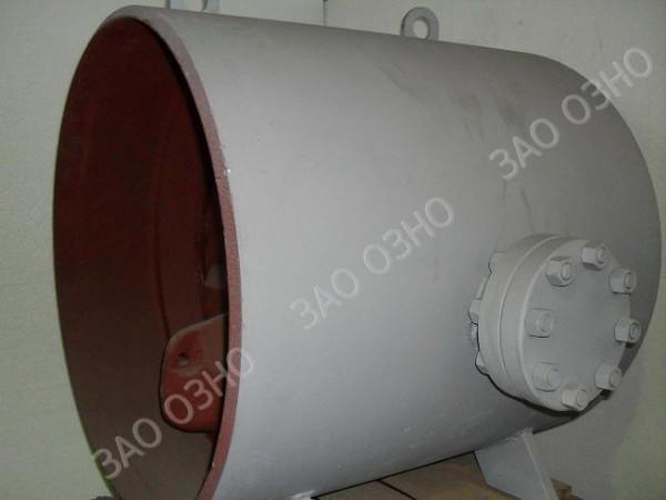 Клапан обратный с демферным устройством д.800мм