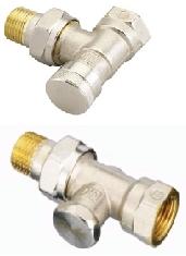 Клапан отсекающий RLV-S 15 угловой/прямой, DANFOSS, D 15