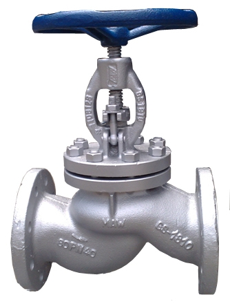клапан запорный нержавеющий 15нж22нж Ду15-100 Ру40