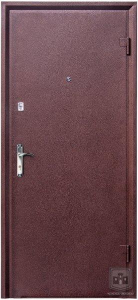 Фото 1 Вхідні металеві двері, Колекція Классік 330817