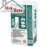 Клеевая смесь Полипласт для монтажа и шпаклевания пено- и газобетонных блоков ПСТ-092