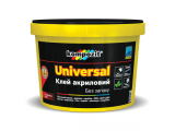 Фото  1 Клей акриловый Kompozit UNIVERSAL 1 кг 2038289