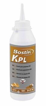 Клей для дерева KPL (Bostik) (D3 класс)- водостойкий для сборки паркета и ламината шип-паз