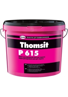 Клей для фанеры и дубового паркета Thomsit P 615 (14кг)