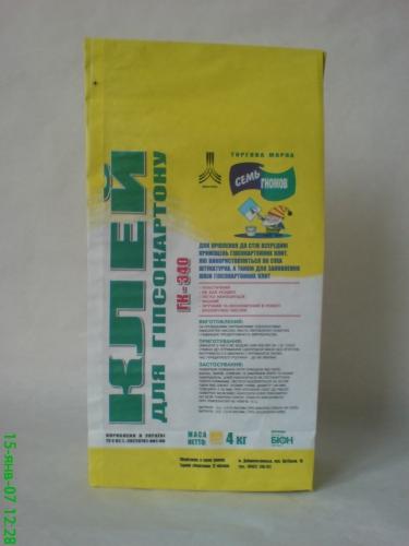 Клей для гипсокартона ГК-340/25кг