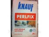 Фото  1 Клей для ГКЛ PERLFIX KNAUF 1906267
