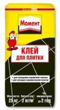 Клей для керам. пл. МОМЕНТ 25кг
