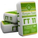 Клей для керамической плитки ГТ 11 Голден Тайл™