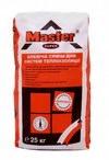 Клей для пенопласта армированный Master Super (25 кг)