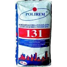 Клей для пенополистирольных плит СКС 131