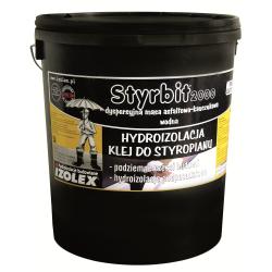 Клей для пенополистирола, битумная гидроизоляция Styrbit 2000 (Стирбит 2000)