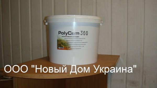 Клей для пеностекла Акриловая Мастика АК-360 для приклеивания пеностекла