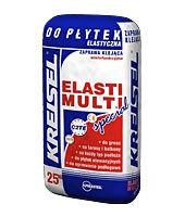 Клей для плитки эластичный Kreisel Elasti Multi Special 104 (25кг)