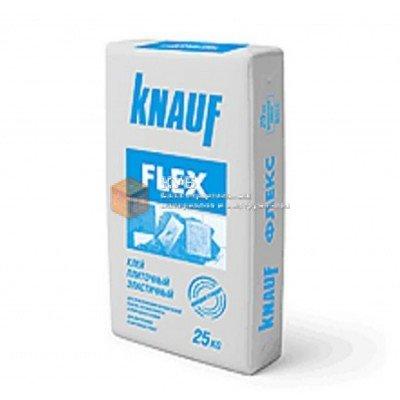 Фото  1 Клей для плитки и керамогранита Флексклебер Knauf (25 кг) 1750128