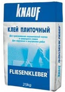 Клей для плитки KNAUF ФЛИЗЕНКЛЕБЕР (25кг)