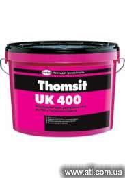 Клей для пвх и текстильных покрытий Томзит УК 400 Thomsit UK 400 Харьков