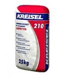Клей КREISEL 210 для пенопласта 25кг. Розница. Есть опт.