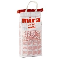 Клей Мира 3110 Унификс Mira для мрамора, мозаики (Дания) белый 15 кг