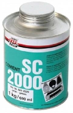 Клей-цемент двухкомпонентный Tip Top SC-2000 для выполнения работ по стыковке конвейерных лент.