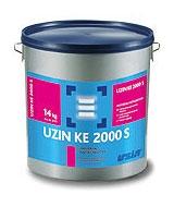 КЛЕЙ UZIN KE 2000S для ПВХ, ХВ, резиновых покрытий, пробковых и текстильных покрытий