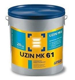 Клей UZIN MK 61 на водной основе для укладки фанеры и штучного паркета обычных сортов на фанеру