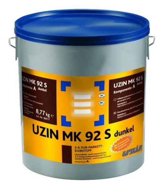 Клей UZIN MK 92S 2-компонентный полиуретановый для всех типов паркета и пород древесины