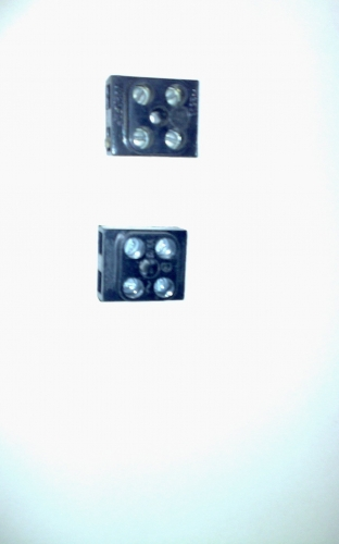 Клеммник 2,5мм2 У3 250В