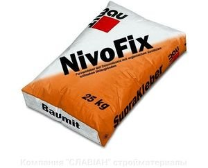 Фото  1 Baumit NivoFix клей для утеплителя 1811800