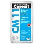 Клеящая смесь Ceresit CM 11 Ceramic (25кг. ) (клей для керамической плитки)