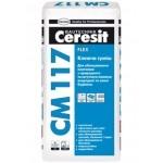 Клеящая смесь Ceresit CM 117 Flex (25кг. ) (для облицовки плитками из природного камня)