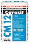 Клеящая смесь для керамогранита (Ceresit СМ-12) 25 кг.