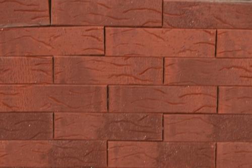 Клинкерам Рустика (кирпич разных цветов с вариациями рельефа) с торкретом ПР-1/2. 840/600/445 шт. /поддон 250х60х65