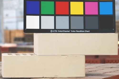 Клинкерам Жемчуг (светло-кремовый) гладкий ПР-1 36% 420/360/267 шт. /поддон 250х120х65, 2,7кг