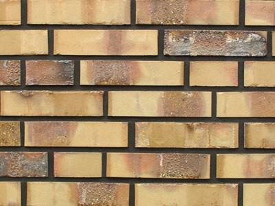 Клинкерная облицовочная плитка под кирпич, фасадная плитка под кирпич, Hagemeister (Германия) Rostok